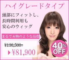 81900円のハイグレードタイプ